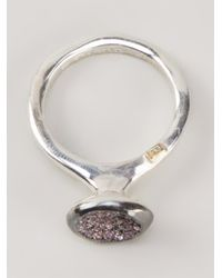 Rosa Maria   Pink 'beenu' Ring   Lyst