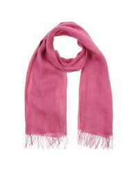 DSquared² - Pink Oblong Scarf - Lyst
