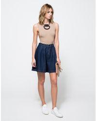 Which We Want - Brown Kitt Bodysuit - Lyst