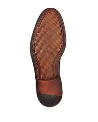 Steve Madden | Black Beckon Leather Chukka Boots for Men | Lyst