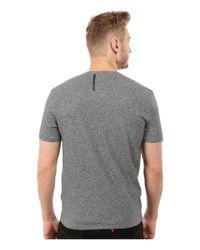 Calvin Klein Jeans - Gray Edi Logo Tee for Men - Lyst
