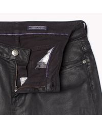 Tommy Hilfiger | Black Skinny Fit Jegging | Lyst