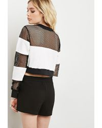 Forever 21 - Black This Is A Love Song Ciara Sweater - Lyst