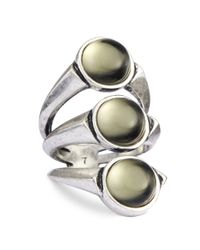 Jenny Bird | Green Orion Ring - Size 6 | Lyst