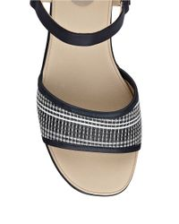 Easy Spirit - Black Kanani Dressy Sandals - Lyst