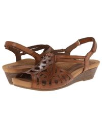 Rockport | Brown Cobb Hill Helen | Lyst