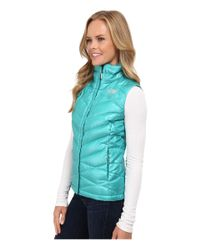 The North Face | Green Aconcagua Vest | Lyst