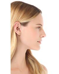 Gorjana - Metallic Elea Stud Earrings - Lyst