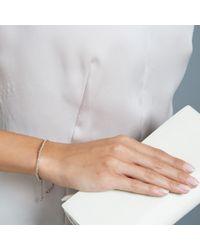 Astley Clarke | Gray Imagination Skinny Bracelet | Lyst
