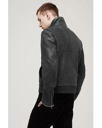 Rag & Bone - Black Seth Jacket for Men - Lyst