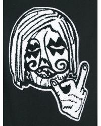 Haculla - Black Face Sweatshirt for Men - Lyst