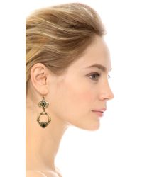 Samantha Wills - Metallic Hide & Seek Earrings - Gold - Lyst