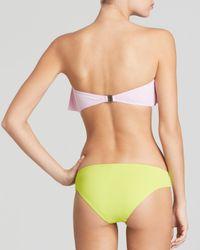 Zimmermann - Multicolor Pivot Flip Bandeau Bikini Set - Lyst