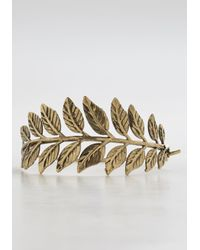 Ana Accessories Inc - Metallic Right In Frond Of You Bracelet - Lyst