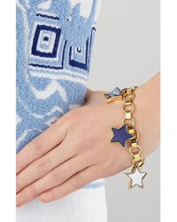 Marc By Marc Jacobs - Gray Starry Charm Bracelet - Lyst