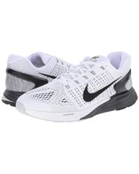 Nike | White Lunarglide 7 for Men | Lyst