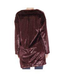 Pinko | Red Coat | Lyst