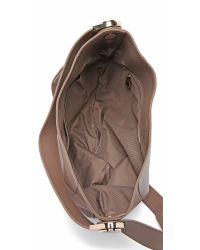 Furla - Brown Luna Hobo Bag - Lyst