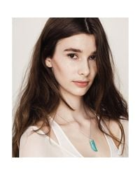 Jenny Bird | Blue Wildland Necklace - Small | Lyst