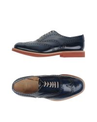 Church's | Gray Lace-up Shoes for Men | Lyst