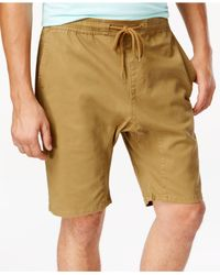 American Rag | Metallic Gus Shorts for Men | Lyst