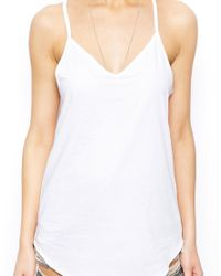 ASOS - White The Ultimate Cami - Lyst
