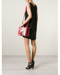 Fendi | Red Medium '2Jours' Tote | Lyst