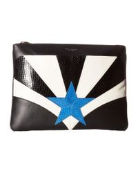 Marc Jacobs - Black Star Shine Pouch - Lyst