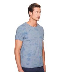 Threads For Thought - Blue Fabian Tie-dye Tee for Men - Lyst