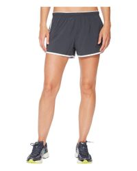"""Brooks - Blue Go-to 3"""" Shorts - Lyst"""