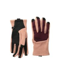 The North Face - Multicolor Women's Denali Etiptm Glove - Lyst