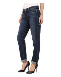 PAIGE - Blue Jimmy Jimmy Skinny Jeans In Elia - Lyst