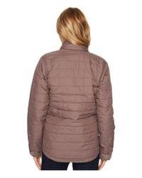 Carhartt - Brown Amoret Jacket - Lyst