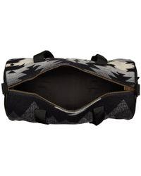 Pendleton - Black Round Gym Bag for Men - Lyst