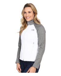 The North Face - Gray Canyonwall Jacket - Lyst