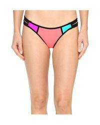 Body Glove - Multicolor Borderline Bali Bottoms - Lyst