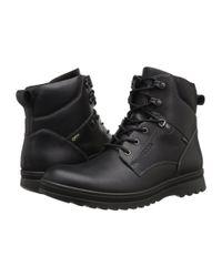 Ecco - Black Darren High Winter Boot for Men - Lyst