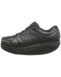 Skechers Work - Black Shape Ups Athletic W/s - Lyst