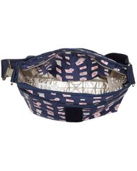LeSportsac - Blue Essential Crossbody - Lyst