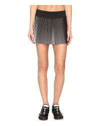 Monreal London - Black Plissée Skirt (short) - Lyst