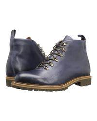 Massimo Matteo - Blue Alpine Boot for Men - Lyst