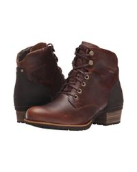 Merrell - Brown Shiloh Lace - Lyst