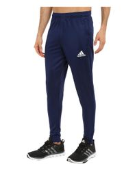 Adidas - Blue Core 15 Training Pant for Men - Lyst