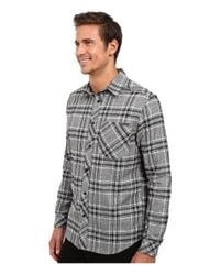 Body Glove - Gray Marley Shirt for Men - Lyst