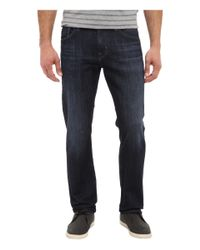 AG Jeans - Blue Graduate Tailored Straight In Stallo for Men - Lyst