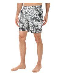 Rainforest - Gray Moonrock Trunks for Men - Lyst