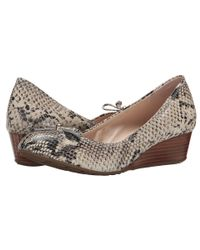 Cole Haan | Multicolor Tali Grand Lace Wedge 40 | Lyst