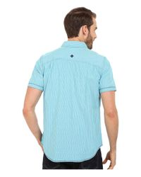 Prana - Blue Patras Slim for Men - Lyst