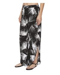 La Blanca - Black Petal Pusher Tulip Pants Cover-up - Lyst