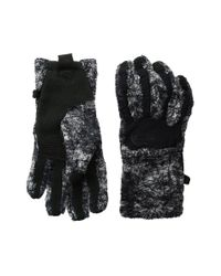 The North Face | Black Women's Denali Thermal Etiptm Glove | Lyst